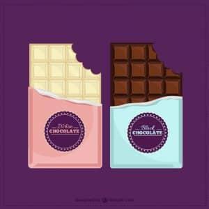 Aliment sucrant : le chocolat