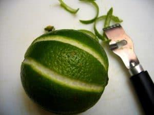 Zeste d'agrume