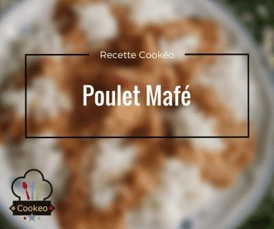 Poulet Mafé