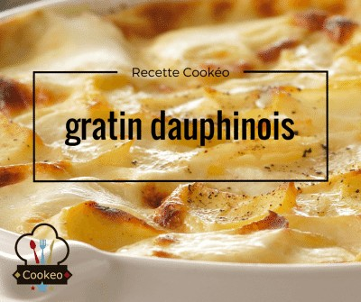 recette du gratin dauphinois et son histoire recette cookeo. Black Bedroom Furniture Sets. Home Design Ideas
