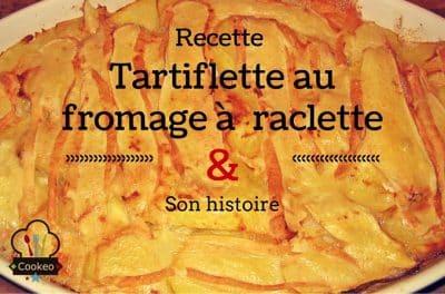 Recette Tartiflette au fromage à raclette