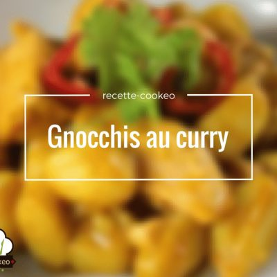 Gnocchis au curry