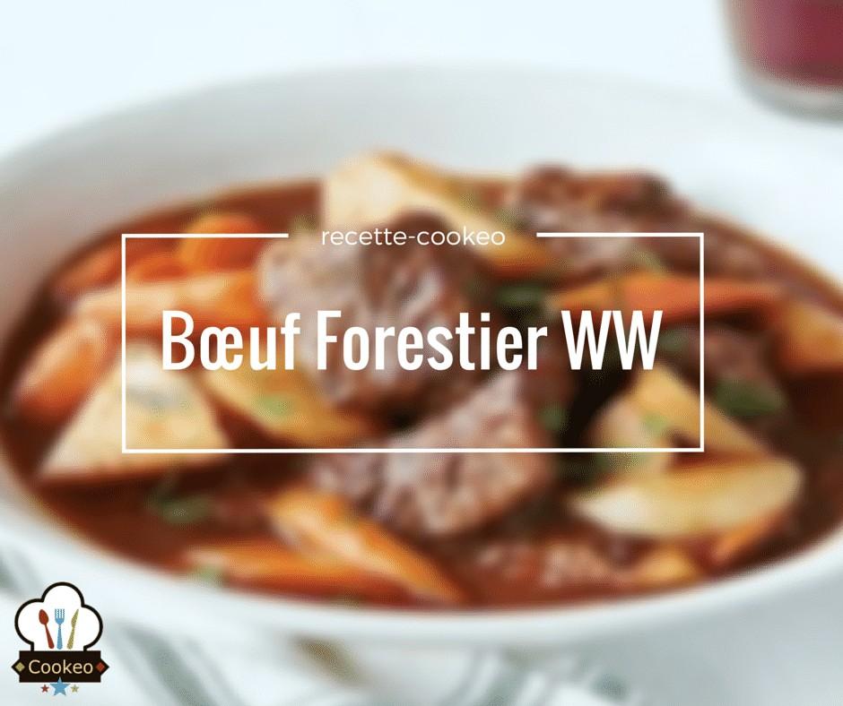 Bœuf Forestier WW