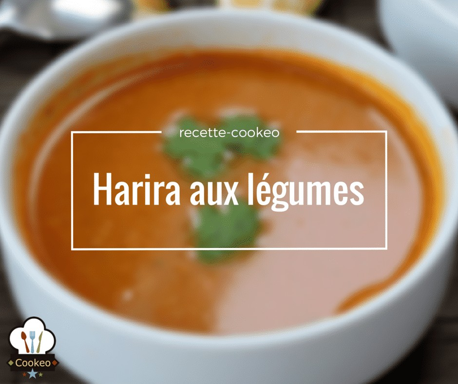 Harira aux légumes