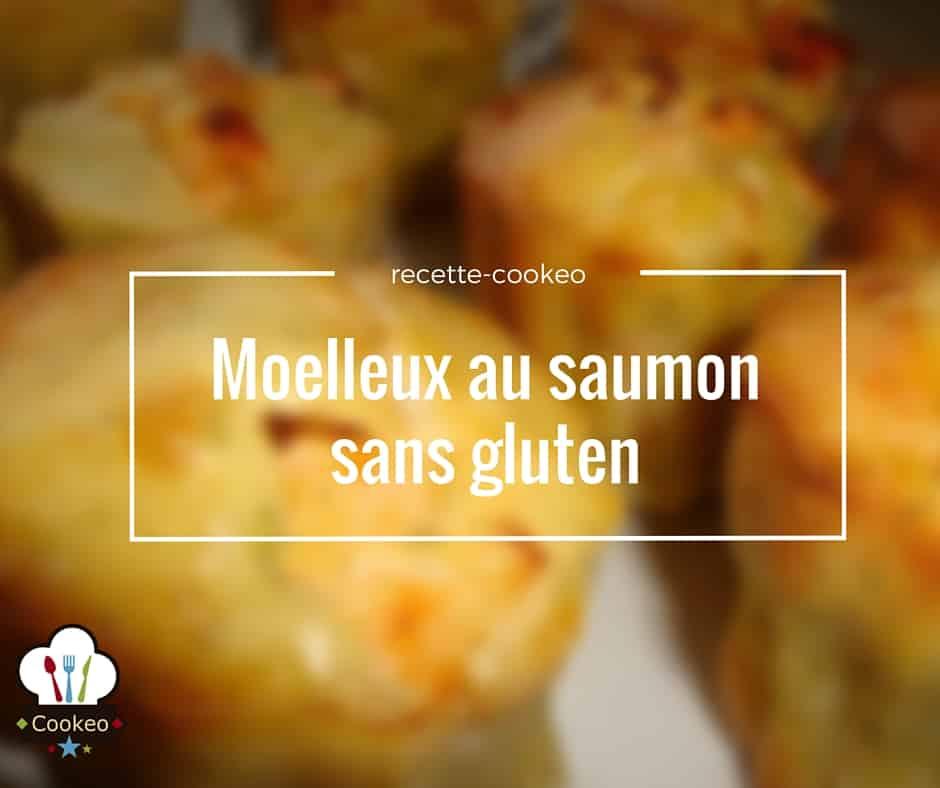 Moelleux au saumon sans gluten