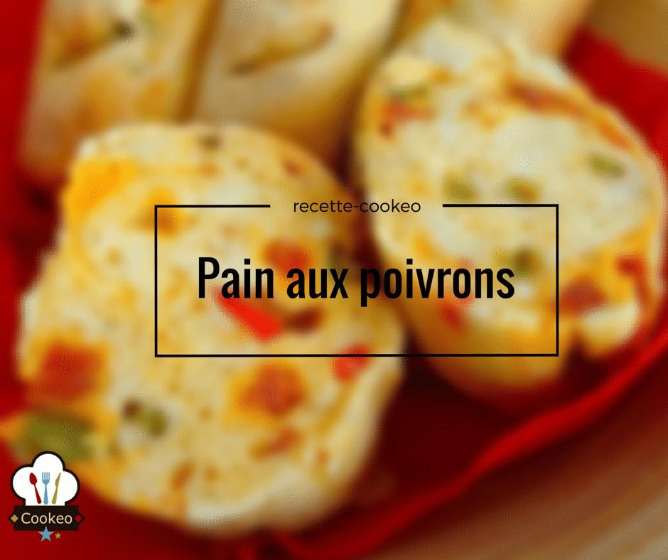 Pain aux poivrons
