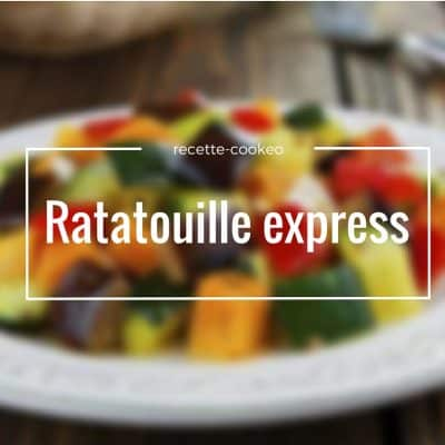 Ratatouille express