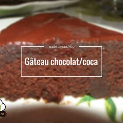 Gâteau chocolat/coca