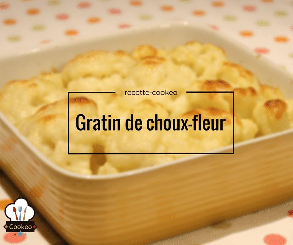 Gratin de choux fleur recette cookeo - Choux de bruxelles recette gratin ...