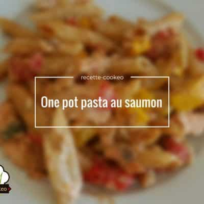 One pot pasta au saumon