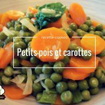 Petits-pois et carottes WW