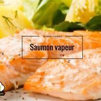 saumon vapeur
