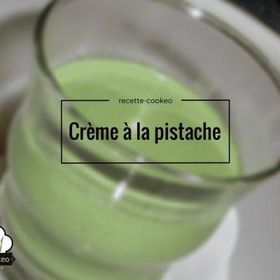 Crème à la pistache