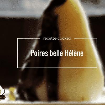 Poires belle Hélène